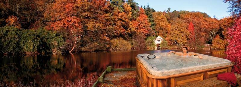 Hot tub weather is finally here!  Fall hot tub tips 2