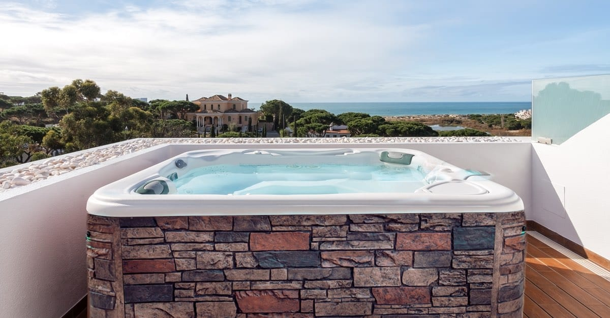 Artesian Spas; Island Series Spa - Hot Tub Collection