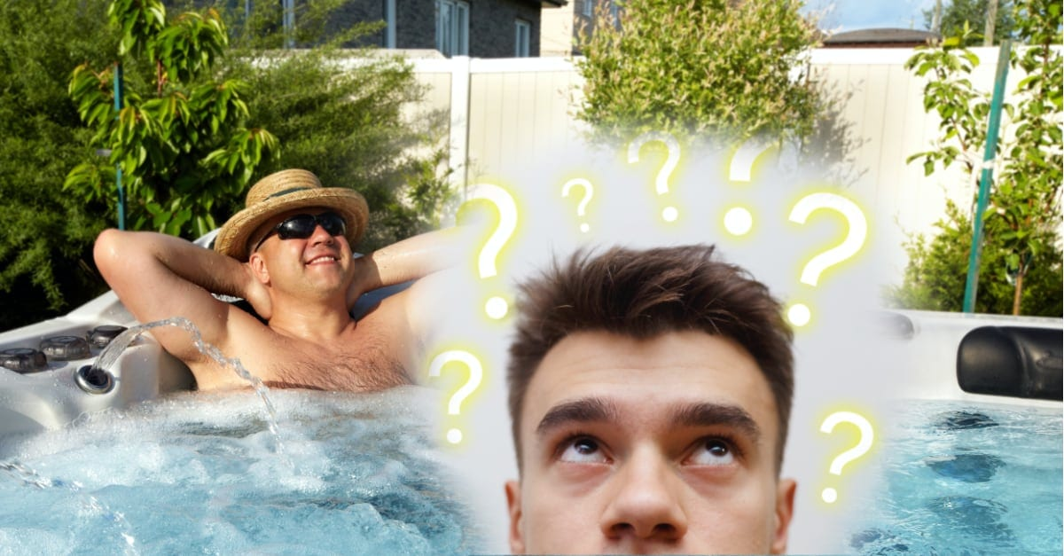 5 Common Hot Tub Questions With Answers