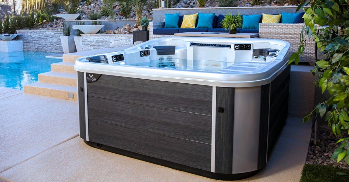 Artesian Elite Hot Tub: Where Luxury and Technology Meet