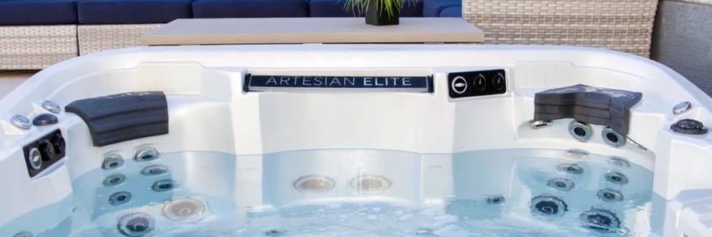 Artesian Elite Hot Tub: Where Luxury and Technology Meet 2
