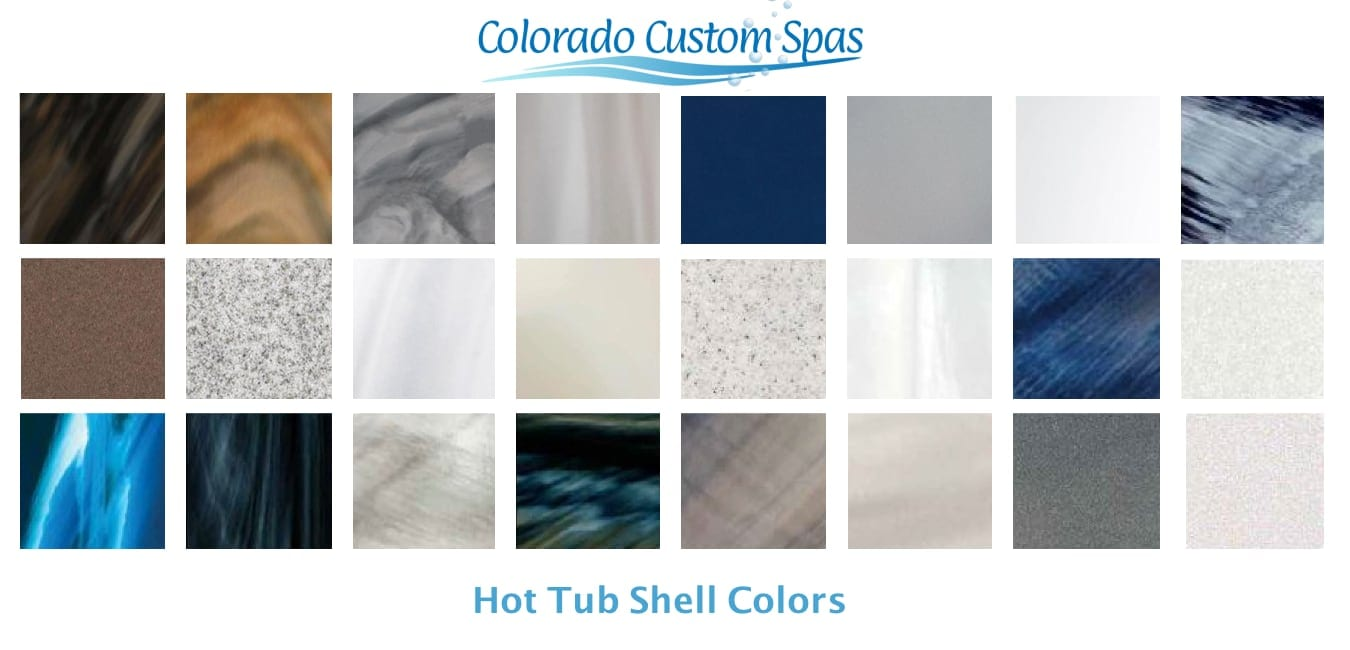 Guide to Choosing the Best Hot Tub Shell Color 4