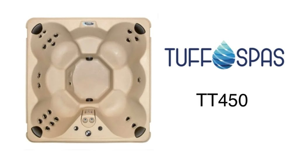 Tuff Spa Prices, TT450