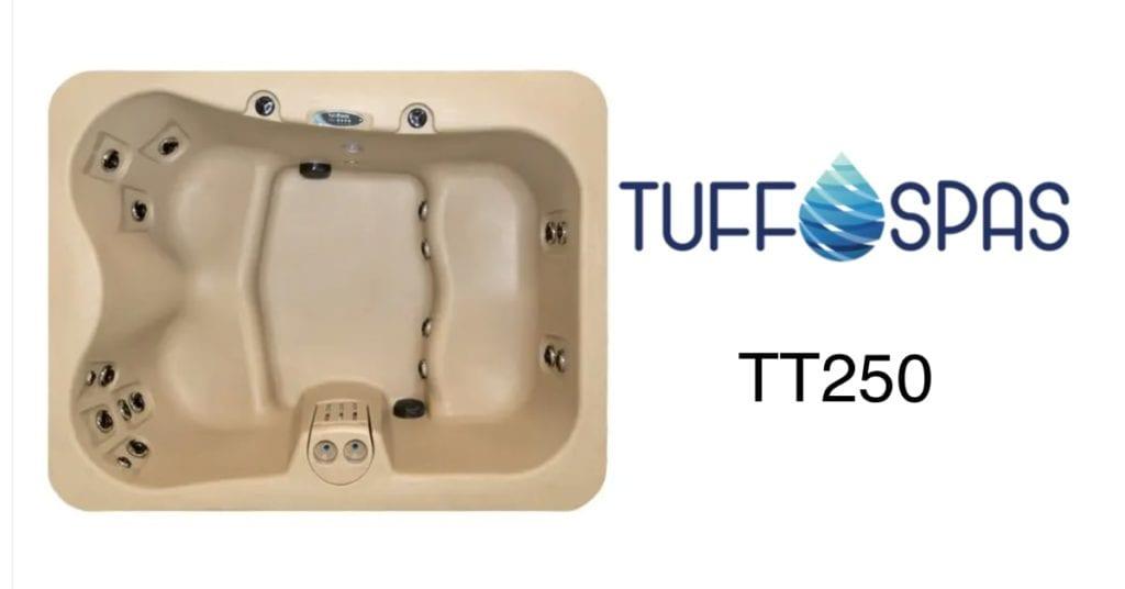Tuff Spa Prices, TT250