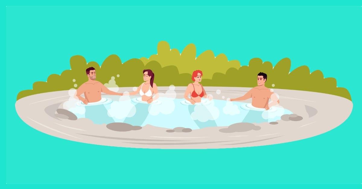 Take a Peek! Best Hot Tubs 2021