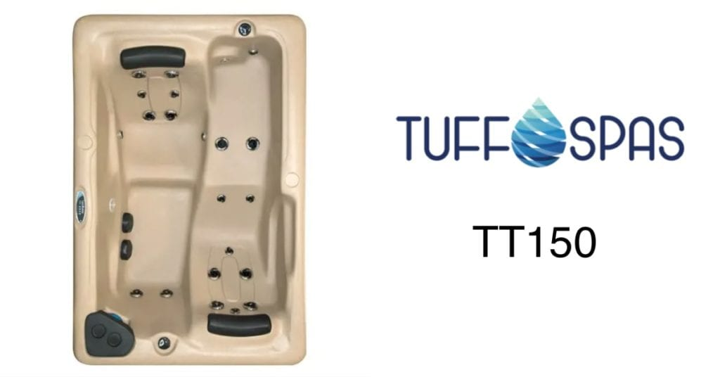 Tuff Spa Prices, TT150