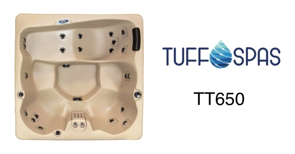 Tuff Spa Prices, TT650