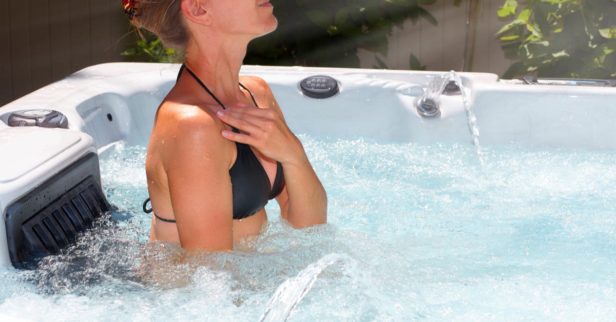 Hot Tubs and Mental Health During COVID